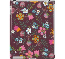 Flowers for life  iPad Case/Skin