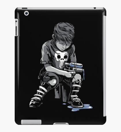 Punished iPad Case/Skin