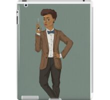 Janelle Monáe 11th Doctor iPad Case/Skin