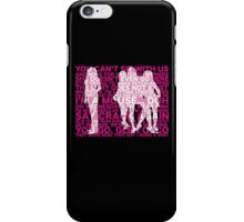 Mean Quotes iPhone Case/Skin