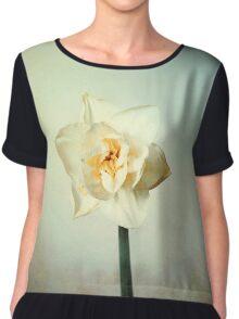 Spring flower Chiffon Top