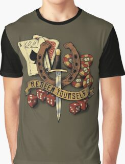 Redeem Yourself Graphic T-Shirt