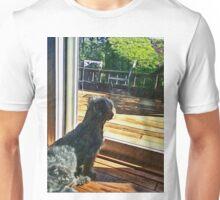 Fluffy watcher Unisex T-Shirt