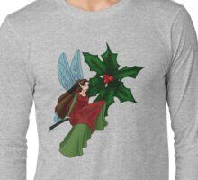 Holly Fairy Long Sleeve T-Shirt