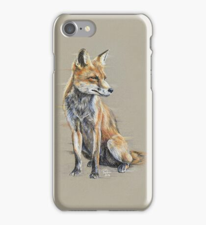 Out-foxed iPhone Case/Skin
