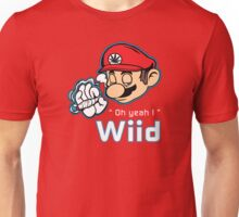 Mario - Oh Yeah ! Red Variant Unisex T-Shirt