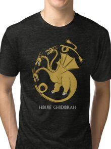 House Ghidorah Tri-blend T-Shirt
