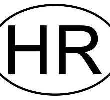 HR logo oval FOR LIGHT BKGND by adma101