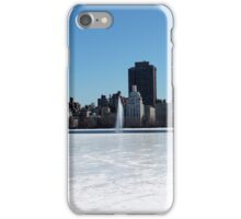 ny in sunset iPhone Case/Skin