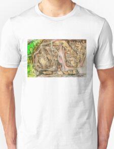 Bright Gloomy Roar Oar  T-Shirt