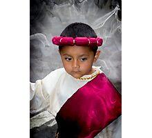 Cuenca Kids 769 Photographic Print