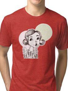 Soda Shop Bop Tri-blend T-Shirt