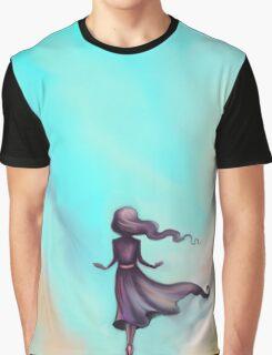 Blue Sky Escape - Dreams Graphic T-Shirt