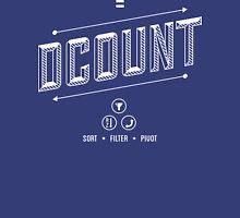 DCOUNT Unisex T-Shirt