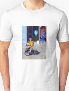 Timmys New Tricycle Unisex T-Shirt