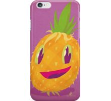 Mr. Pineapple Says Hello iPhone Case/Skin