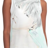 Young Forever- Suga Contrast Tank