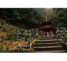 Otagi Nenbutsu-ji Photographic Print