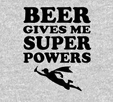 Beer Gives Me Super Powers Unisex T-Shirt