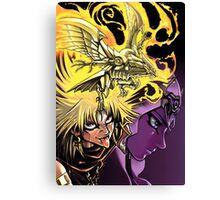 Yu-Gi-Oh Canvas Print