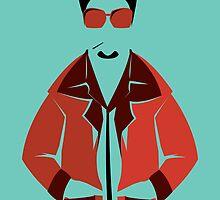 Tyler Durden  by BeBeaman