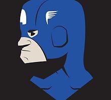 Captain America by BeBeaman