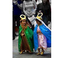 Cuenca Kids 771 Photographic Print