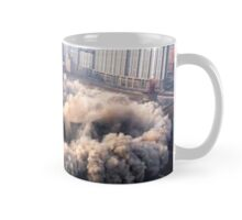 RISE ABOVE #2 [circular demolition] Mug