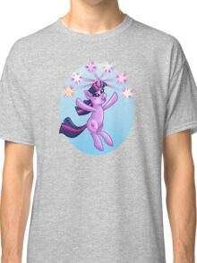 Flying Friendship- Twilight Sparkle Classic T-Shirt