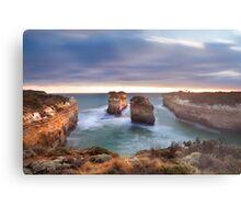 Loch Ard Gorge - Port Campbell, Victoria, Australia, Sunset Metal Print