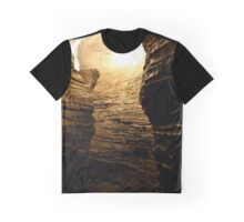 Rippled Road Graphic T-Shirt
