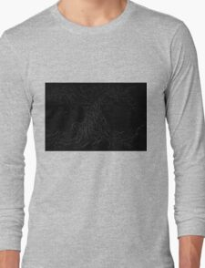 Weirwood tree  Long Sleeve T-Shirt