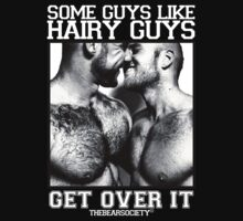 Some Guys Like Hairy Guys... Get Over It 2 by TheBearSociety