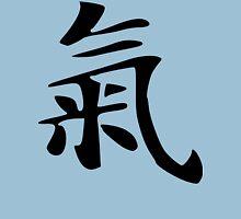Chi Symbol [Ki, Qi] [Traditional Version] | Chinese Symbology Unisex T-Shirt