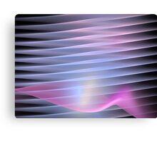 Lavender Petal Canvas Print