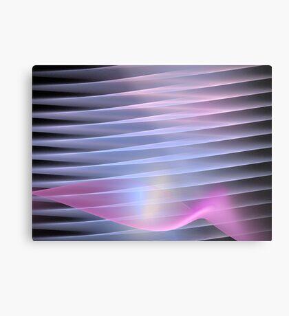 Lavender Petal Metal Print