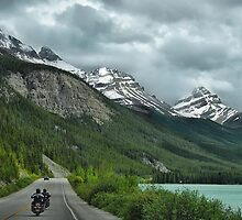 Cycling Through Canada by Dyle Warren