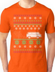 Vanagon Ugly Sweater Unisex T-Shirt