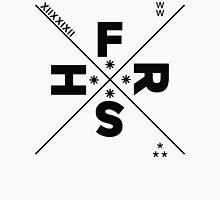 FRXSH STAR XIIXXIXII   FRESH THREADS Men's Baseball ¾ T-Shirt