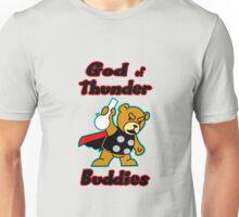 God of Thunder Buddies Unisex T-Shirt