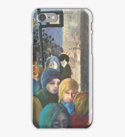 LeeAnna's All the Lonely People  iPhone Case/Skin