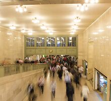 Grand Central Station  by Kristin Kelly
