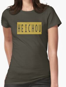 Heichou Womens Fitted T-Shirt