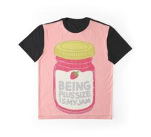Being Plus Size is My Jam Graphic T-Shirt