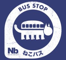 Neko Bus Stop by JASONCRYER