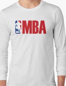 mba Long Sleeve T-Shirt