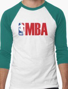 mba Men's Baseball ¾ T-Shirt