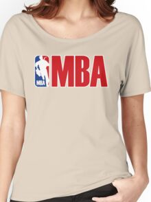 mba Women's Relaxed Fit T-Shirt
