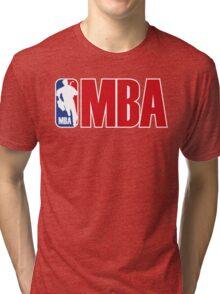 mba Tri-blend T-Shirt