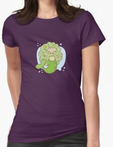 Mermaid. Womens Fitted T-Shirt